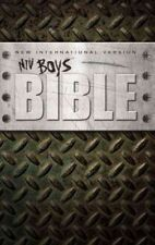 Niv Boys Bible by Zondervan Staff (Trade Cloth, Special)