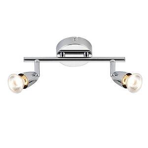 Endon-Amalfi-faretto-da-soffitto-asta-2x-50W-Chrome-effetto-piatto