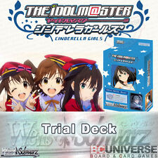 The Idolmaster Cinderella Girls ~Heart~ (English) Weiss Schwarz Trial Deck