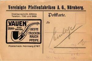 CPA Nürnberg Vauen Pfeiferfabrike GERMANY (671092) aSnuKCbv-09160157-623995173