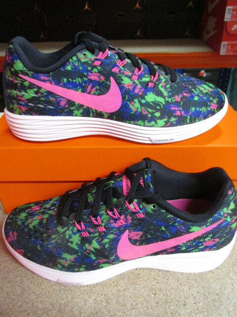 92fedfaf1157 Nike Womens Lunartempo 2 Print Running Trainers 831419 006 Sneakers Shoes