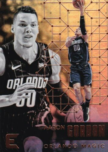 2017-18 PANINI Essentials Basket Cox #75 Aaron Gordon