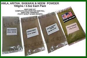 AMLA-SHIKAKAI-ARITHA-NEEM-POWDER-HERBAL-HAIR-CARE-KIT