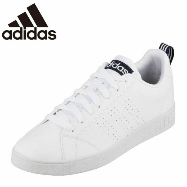 Adidas Neo F99252 Advantage Clean VS Running Shoes UNISEX CASUAL Sneakers White