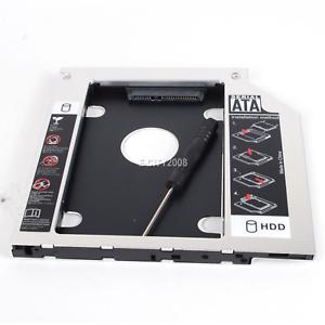 2nd-HDD-SSD-Hard-Drive-Caddy-Adapter-Tray-for-Dell-Latitude-E6540-E6430s-E6430u