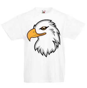 Eagle Kid/'s T-Shirt Children Boys Girls Unisex Top