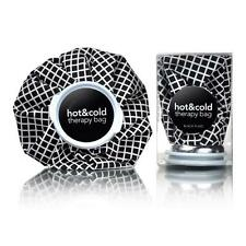 Star & Rose Black Plaid Re-Usable Ice Bag/Chill Pack - A Fantastic Pain Reliever