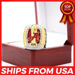 FROM USA - 2021 ALABAMA CRIMSON TIDE 2020 Ring Football National Championship