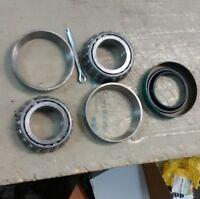 1 X 1 2000 Trailer Axle Wheel Bearing Kit