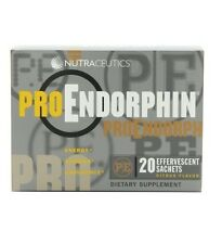 Nutraceutics ProEndorphin ELEVATE MOOD Stamina Energy Endurance - 20 Sachets