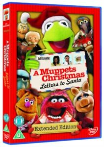The-Muppets-un-Muppets-Christmas-Letters-a-Santa-Nuevo-DVD-BUA0134401