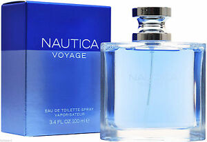 NAUTICA-VOYAGE-Fragrance-Cologne-Perfume-For-Men-3-4-oz-Edt-Spray-NEW-IN-BOX