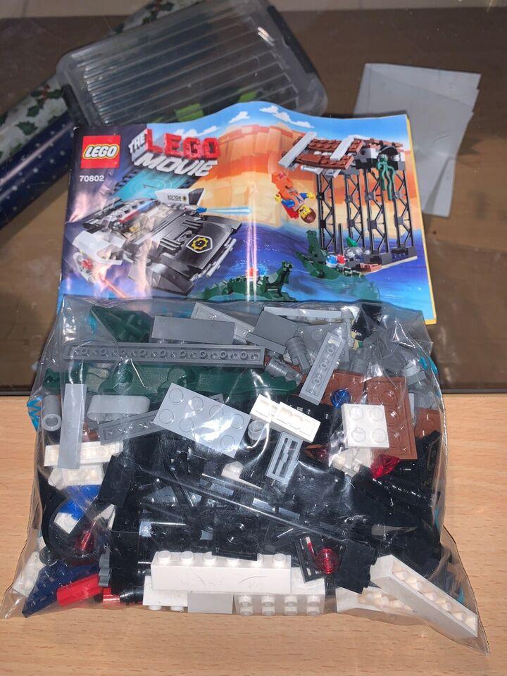 Lego Movie, 70802