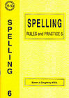 Spelling Rules and Practice: No. 6 by Susan J. Daughtrey (Paperback, 1995)