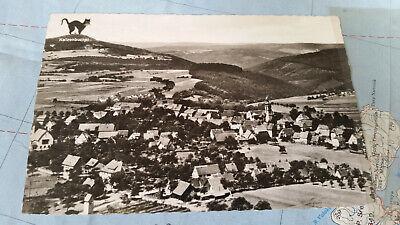 Strümpfelbrunn Katzenbuckel Ak Postkarte 12147 Reich Und PräChtig Baden-württemberg Deutschland