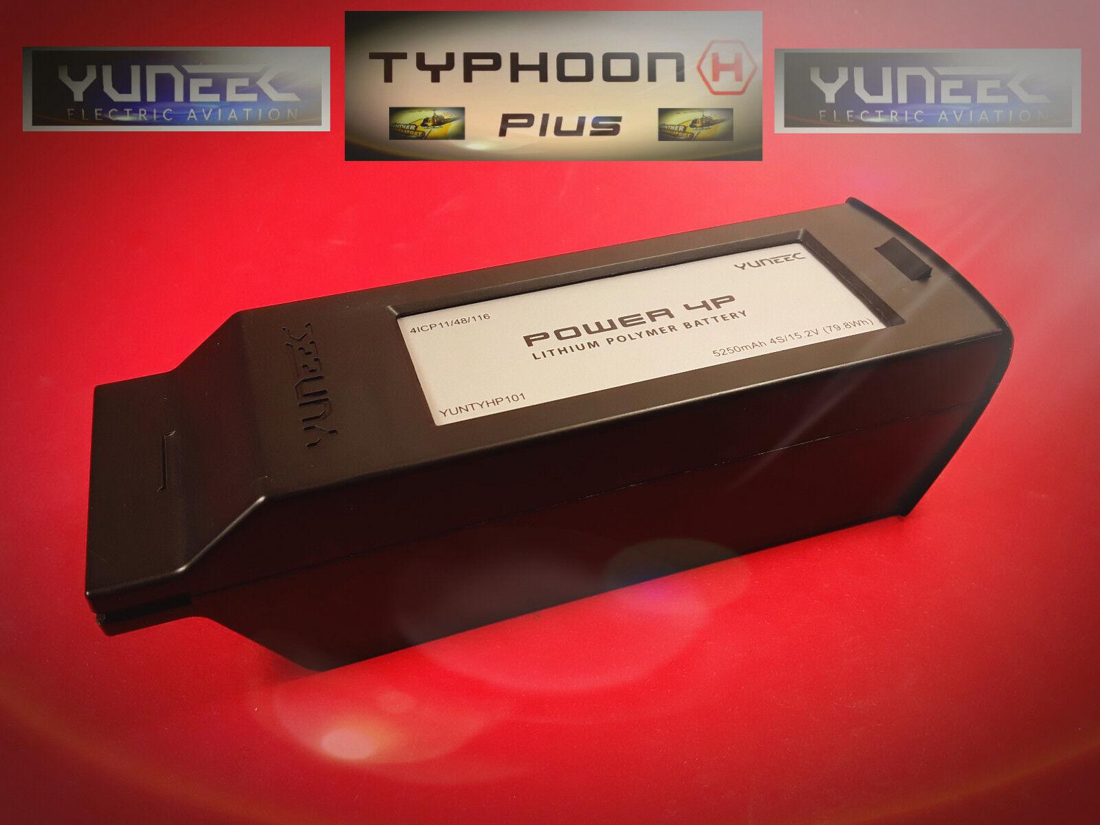 TYPHOON H Plus BATTERIA 5250mah/15, 2v 4s, N.: yuntyhp 101 di yuneec IN MAGAZZINO