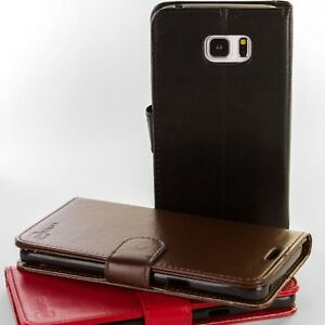 For-Samsung-Galaxy-Note-5-Leather-Case-Flip-Folio-Credit-Card-Wallet-Pouch