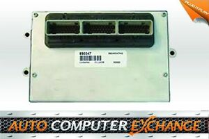 Dodge Jeep ECM ECU PCM Repair and Return Service Ram Engine