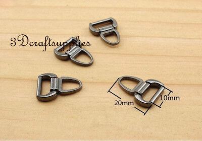 #5 zipper pull zinc zipper puller Standard style golden 25 pieces i58