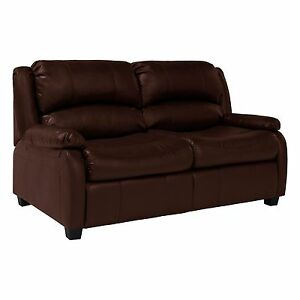 Recpro charles 65 rv sofa sleeper w hide a bed loveseat mahogany ebay Rv hide a bed couch