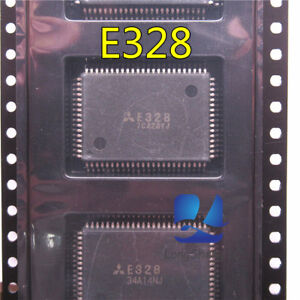 1PCS-NEW-E328-QFP80-MITSUBIS-Ignition-drive-chip