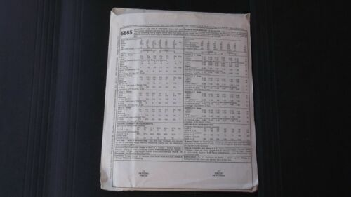 McCall/'s Patterns ~  All Patters are Size 6 ~ ~ ~ Listing 8033