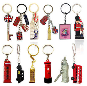 New Top British Uk England London Keychain Keyrings Souvenir Gift Collectables Ebay