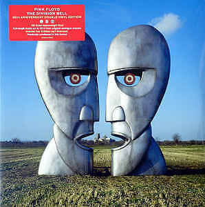 Pink Floyd - The Division Bell Vinyl 2LP Inc Gatefold NEW & SEALED 180gm
