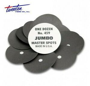 Tweeten-Master-Jumbo-Billiard-Pool-Table-Spots-Cloth-Pressure-Points-12pcs-55mm