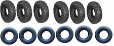 6 PK. 4.10 X 3.50 X 5 Stud Tire 2 Ply Tube Type/with tubes (342/53)