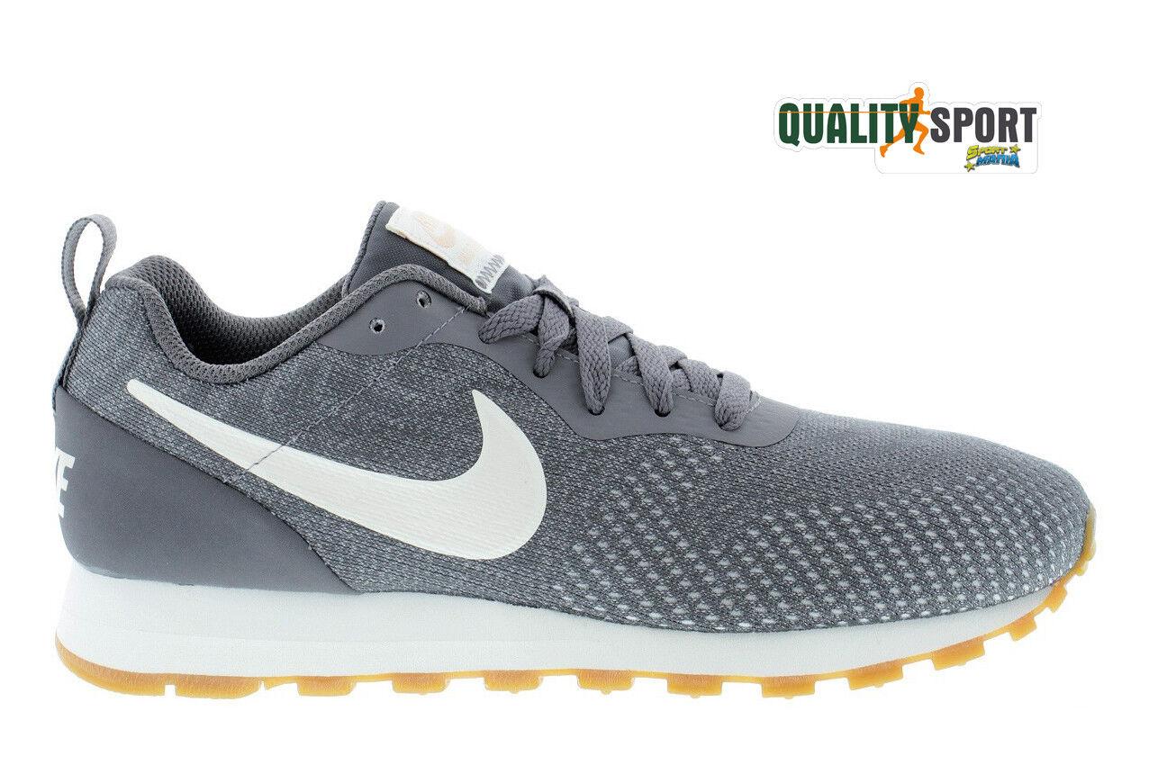 Nike Nike Nike MD Runner 2 Grigio Ragazzo Schuhe Sportive Sneakers 916797 006 2018 668846