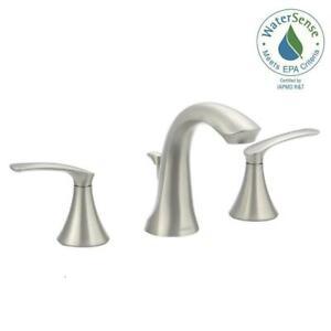 Handle High Arc Bathroom Faucet