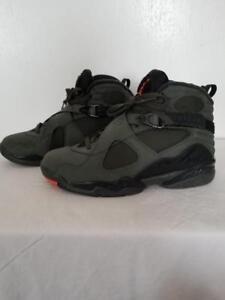 a92f8562efe Nike Air Jordan 8 Retro Take Flight Sequoia 305381-305 Size 7.5 | eBay