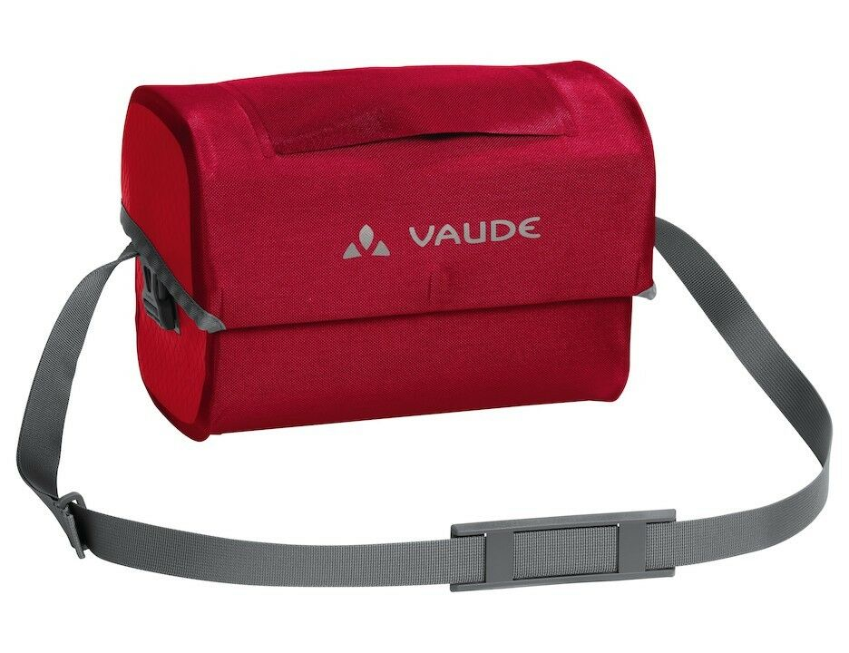 Vaude Lenkertasche Aqua Box - indian rot