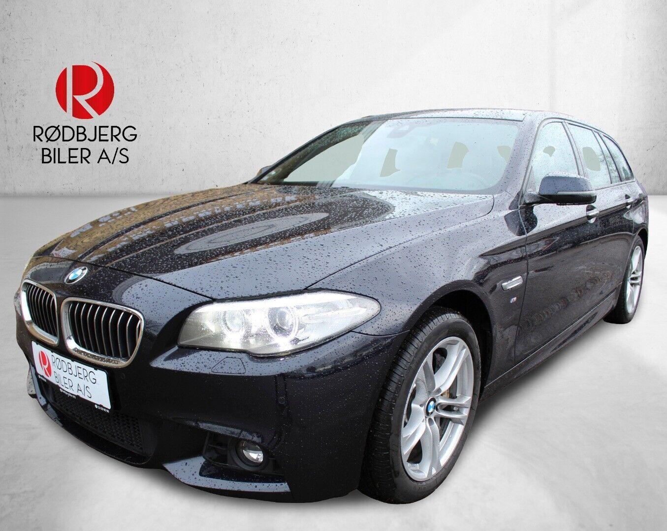 BMW 525d 2,0 Touring M-Sport xDrive aut. 5d - 389.800 kr.