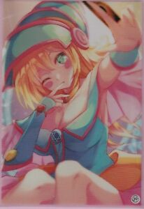 Yugioh Custom Card Sleeves Dark Magician Girl 100 Pieces 62 mm X 89 mm 58