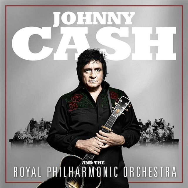Johnny Cash and The Royal Philharmonic Orchestra - CD - NEW & SEALED