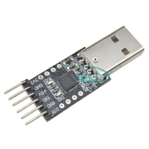 6Pin CP2102 USB 2.0 to TTL UART Converter STC Replace FT232 Module