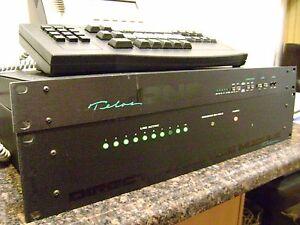 Telos Multiline(10 Lines) On Air Studio Broadcast Telephone System. Comrex