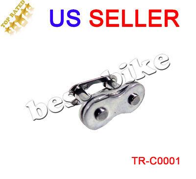 2 Pcs 420 Chain Master Link 50cc 70cc 90cc 110cc 125cc Taotao Atv Dirt Bike