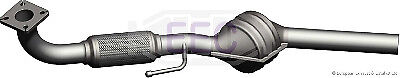 CATALYTIC CONVERTER CAT FOR VW 6K0253060BX OEM QUALITY