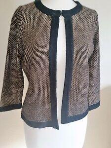 854665cca1 Womens Size XS Merona Career Casual Cardigan Fall Sweater Beige ...