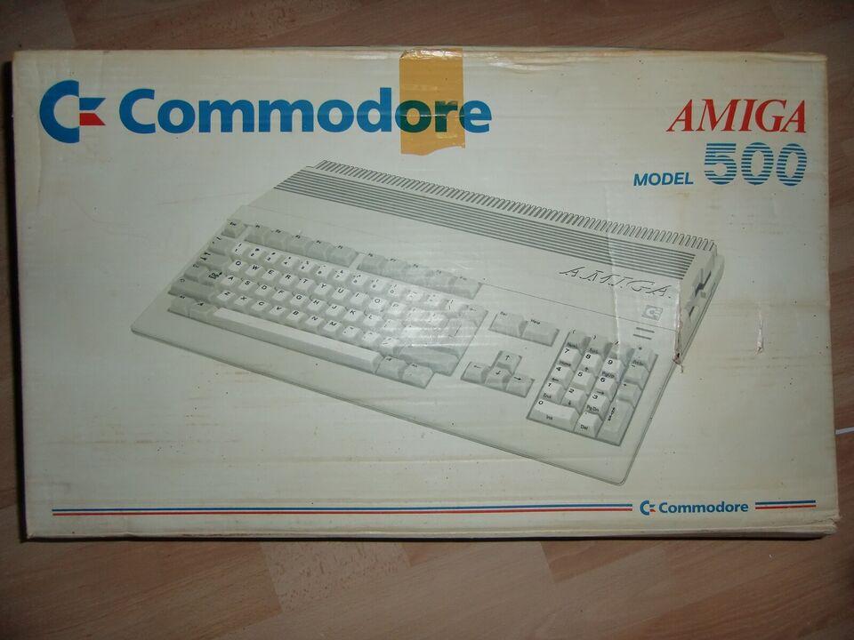 Commodore Amiga 500, spillekonsol, Perfekt