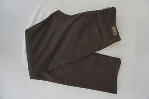 Dream-Jeans-by-MAC-Damen-woman-super-stretch-Hose-44-32-W44-L32-braun-TOP-AC3