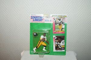 FIGURINE 1993 BARRY FOSTER STEELERS PITTSBURGH Starting Lineup Kenner NFL NEUF
