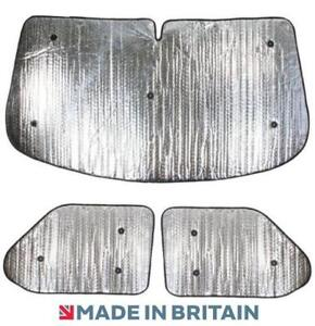 Summit SUM-1609 Thermal Blind Set Fits Fiat Ducato 1991-1993 3 Piece Kit