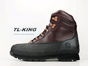Timberland-Euro-Hiker-Sheel-Toe-WP-Bur-Boots-TB0A1OQA-Msrp-175-HW