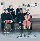 Dvorák: String Quartet No. 13, Op. 106; Suk: Meditation on the Old Czech Chorale 'St Wenceslas'; Jan (2016)