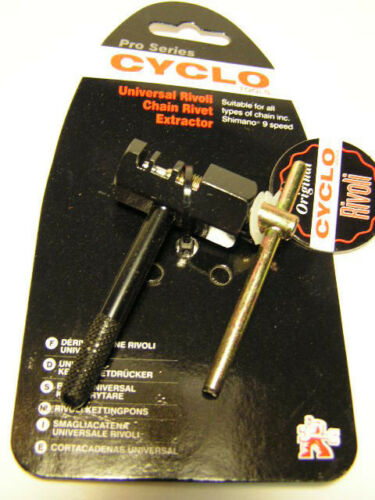 "Rivoli Bicycle BMX MTB Road /""home mechanic/"" chain breaker break tool"