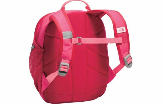 """The North Face Youth Sprout Backpack Cabaret Pink/Cha Cha Pink 11.5"""" x 8.5"""" x 5"""""""